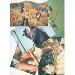 VEDUTE - LANDSCAPES VATICAN 1995 F.A.O. 50° Anniversario Cartoline Postali