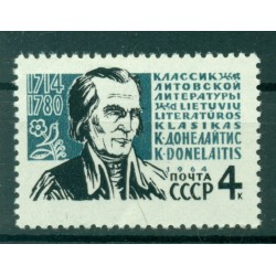 USSR 1964 - Y & T n. 2771 - Kristijonas Donelaitis