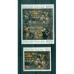 Vatican 1994 - Mi. n. 1133/1135 - Noël