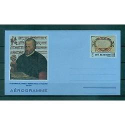VATICAN 1994 - Biglietto Postale Aerogramma G.P. DA PALESTRINA