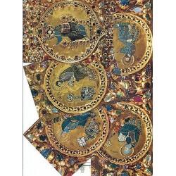 ARTE - ART VATICAN 1994 Basilica di S. Marco Cartoline Postali