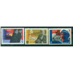 URSS 1965 - Y & T n. 3011/13 - Film sovietici