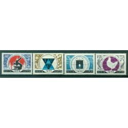 USSR 1966 - Y & T n. 3056/59 - Various congresses
