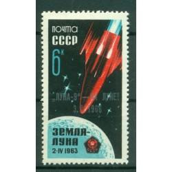 USSR 1966 - Y & T n. 3064 - Luna IX