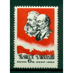 URSS 1965 - Y & T n. 2960 - Conférence des ministres des postes