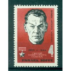 URSS 1965 - Y & T n. 2927 - Richard Sorge