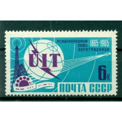 URSS 1965 - Y & T n. 2928 - Union Internationale des Télécommunication