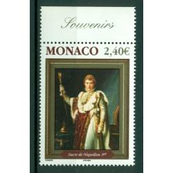 Monaco 2004 - Y & T n. 2442 - Sacre de l'Empereur Napoléon 1er