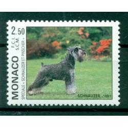 Monaco 1991 - Y & T  n. 1760 - Exposition canine internationale de Monte-Carlo