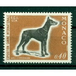 Monaco 1970 - Y & T  n. 816 - Exposition canine internationale de Monte-Carlo