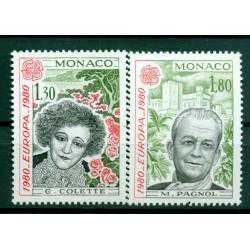 Monaco 1980 - Y & T n. 1224/25 - Europa