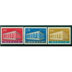 Monaco 1967 - Y & T  n. 729/30 - Europa