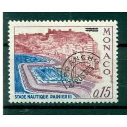 Monaco 1964/67 - Y & T  n. 24  Préoblitéré - Stade nautique Ranier III