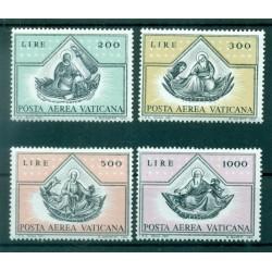 Vatican 1971 - Mi. n. 590/593 - The Evangelists