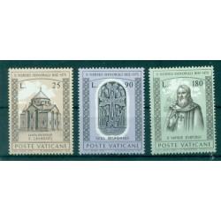 Vaticano 1973 - Mi. n. 629/631 - San Narses Shnorali