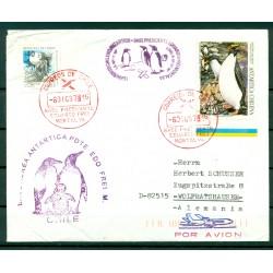 Chili 1997 -  Base Eduardo Frei