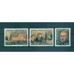 Vatican 1975 - Mi. n. 672/674 - Saint Paul de la Croix