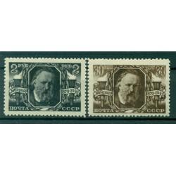 URSS 1945 - Y & T n. 1000/01 - Alexandre Herzen