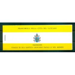 "Vatican 1980 - Mi. n. 764/770 - ""Viaggi del Papa"" Jean Paul II"