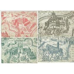 BASILICHE - BASILICAS  VATICAN CITY 1983 - Iinteri Postali n. 4
