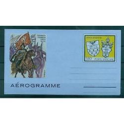 VATICAN 1984 - Biglietto Postale Aerogramma INNOCENZO XI