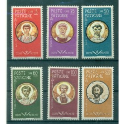 Vatican 1961- Mi. n. 366/368 - Pape Leon I