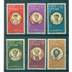 Vatican 1961- Mi. n. 366/368 - Pope Leo I