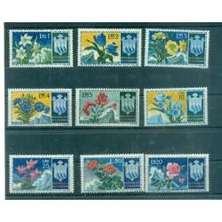 San Marino 1953 - Mi. n. 503/511 - Fiori