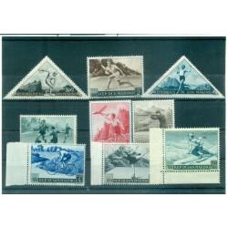 San Marino 1953 - Mi. n. 493/501 - Sports