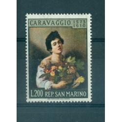 "San Marino 1960 - Mi. n. 681 - ""Caravaggio"""