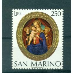 San Marino 1974 - Mi n. 1082 - Christmas