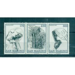 Saint-Marin 1977 - Mi n. 1150/1152 - Noël
