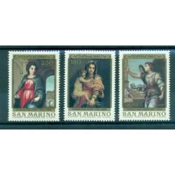 Saint-Marin 1980 - Mi n. 1222/1224 - Noël