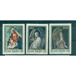 Saint-Marin 1982 - Mi n. 1267/1269 - Noël