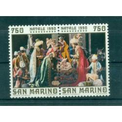 Saint-Marin 1985 - Mi n. 1332/1334 - Noël