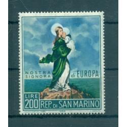 Saint-Marin 1966 - Mi. n. 879 - EUROPA CEPT N.D. d'Europe