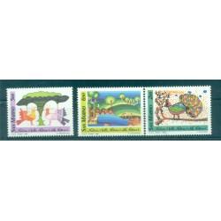Saint-Marin 1989 - Mi. n. 1412/1415 - Sports