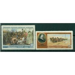 URSS 1956 - Y & T n. 1849/50 - Ilia Répine