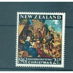 Nouvelle Zelande - Mi. n. 424 - Noël