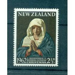 Nouvelle Zelande 1962 - Mi. n. 424 - Noël