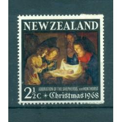 Nouvelle Zelande 1968 - Mi. n. 491 - Noël