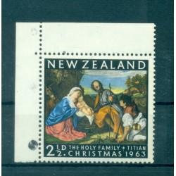 Nouvelle Zelande 1963 - Mi. n. 427 - Noël