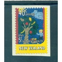 Nouvelle Zelande 1997 - Mi. n. 1613 - Dessins d'Enfants