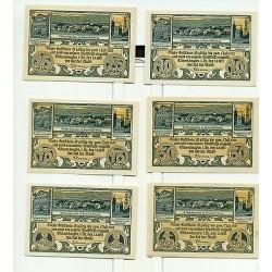 OLD GERMANY EMERGENCY PAPER MONEY - NOTGELD Eschershausen 1921/1922