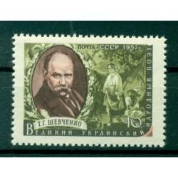 URSS 1957 - Y & T n. 1935 - Taras Chevtchenko