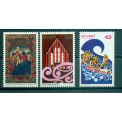 Nouvelle Zélande 1982 - Mi. n. 852/854 - Noël