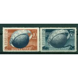 URSS 1949 - Y & T n. 1366/67 - U.P.U.