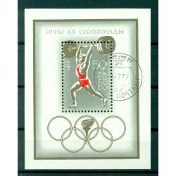 URSS 1972 - Y & T feuillet n. 76 - Jeux olympiques de Munich