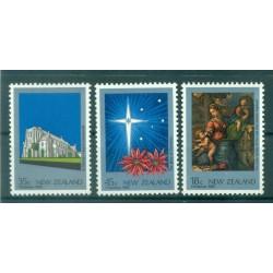 Nouvelle Zélande 1983 - Mi. n. 881/883 - Noël