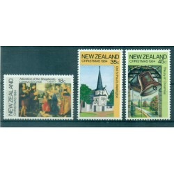 Nouvelle Zélande 1984 - Mi. n. 909/911 - Noël